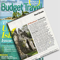 Budget Travel Real Deals Cambodia