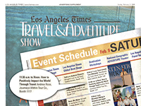 Los Angeles Times Travel and Adventure Show