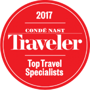 Top Travel Experts Conde Nast Traveler