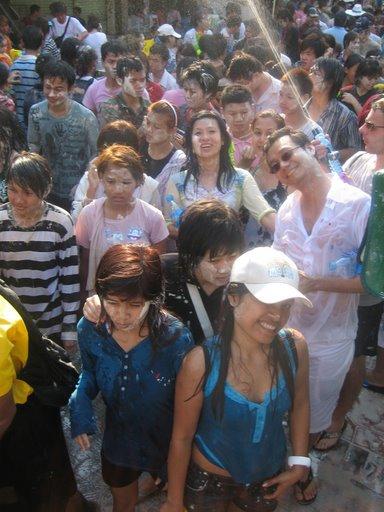 Song kran Festival!!