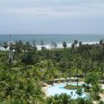 Jeab travels to Phuket during the rainy season