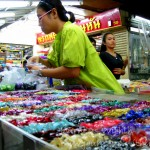 The art of bartering - A South East Asian tradition