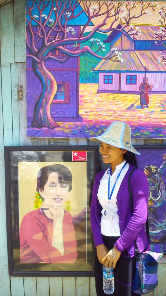 Guiding Light: Thanda Tun in Mandalay