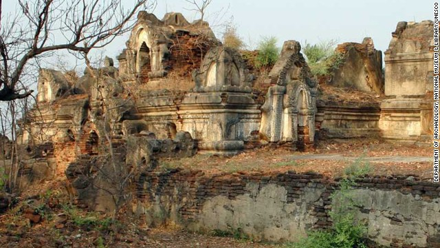Myanmar gets first UNESCO designation