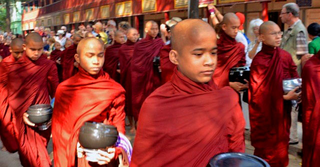 The Mystical Monks of Myanmar