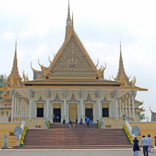 Cambodia's Royal Palace