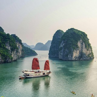 LUxury tour of Vietnam and Cambodia