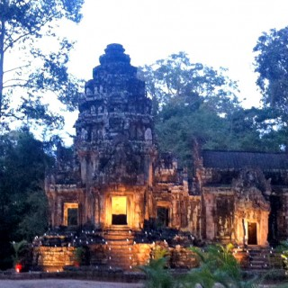 Temple at Angkor Wat, Cambodia