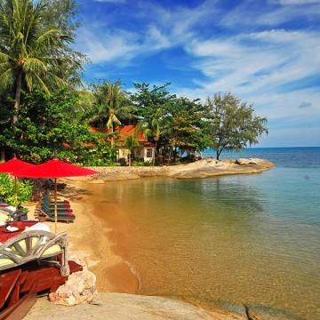Thailand beach resorts
