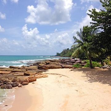 Koh Kood island beach