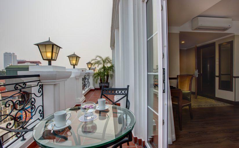 Hanoi La Siesta Hotel