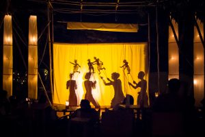 From the Ground: Siem Reap, Cambodia's Cultural Bambu Puppet Shows